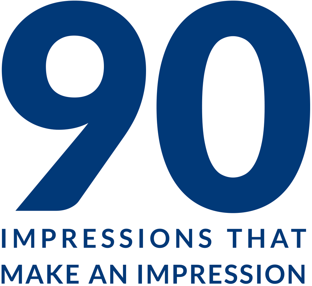 90 ways to make an impressive impression